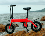 "Electric Folding Bicycle Street Bike with 14"" Tire"
