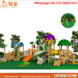 China New Plastic Children Outdoor Playground slide Price for Sale