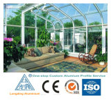 Sunshine Room Type Leisure Room Aluminum Profiles