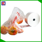 High Quality and Popular Biodegradable Produce Plastic Shopping Bag