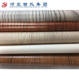 Competitive Price Wood Grain Wrapping PVC Film for Decoration/ Furniture