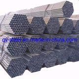 Galvanized Round Pipe / Steel Tube for Construction Competitive Price