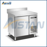 St01 Stainless Steel Free Standing Freezer with Work Top