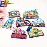 Wholesale Gift Soft PVC Custom Souvenir Fridge Magnet