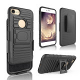 Hot Products Tough Belt Clip Kickstand Armor Phone Case for iPhone 8/7 Combo Holster