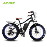 Pedals Assisted Electric Bike Fat Tire Mountain Ebike
