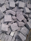 Granite Stone Cubestone/Cobblestone/Cube/Basalt/Cubicstone/Tumbled/Sandstone/Kerbstone for Outdoor Garden/Park/Driveway/Floor Tile/Paving