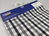 Cotton Yarn Dyed Space Dyed Check Fabric for Shirt-Lz6536