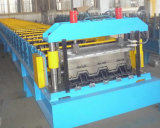 Professional Galvanized Decking Sheet Cold Roll Forming Machine