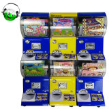 Wholesale Price Coin Operated Capsule Gashapon Toys Gacha Vending Machine