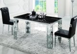 Moderate Price Home Furniture Marble Top Dining Table