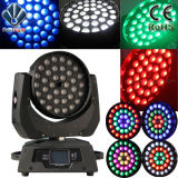 36 10W RGBW 4in1 LED Moving Head Light