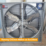 Poultry Environment Control System with ventilation fan
