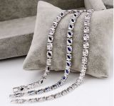 Xuping Rhodium Color Fashion Bracelet (72677)