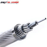Bare Overhead Wire Cable ACSR Steel Reinforced Cable Conductor