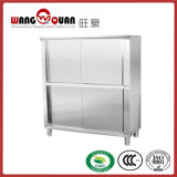 Hotel Kitchen Vented Hinged Doors Cabinet