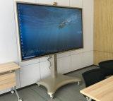 Dedi 4K 86inch Meeting Room Samsung Panel Smart Interactive Information Kiosk Camera Video LCD Conference Machine