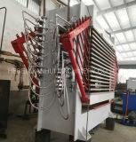 Plywood Core Veneer Dryer Machine 15 Layers Veneer Hot Press Dryer