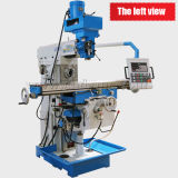 Vertical and Horizontal Turret Milling Machine (X6336WA)