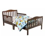 Wood Classic Toddler Bed
