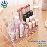 Tabletop Makeup Brush Holder Acrylic Cosmetic Organizer (VAC504)