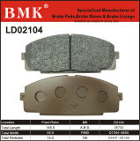 High Quality Brake Pad (D2104) for Toyota
