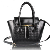 Shopping and Leisure Fashion Bag of Leather Handbag (XP1187)