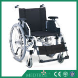 CE/ISO Approved Hot Sale Cheap Medical Aluminum Wheel Chair (MT05030032)