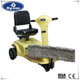 Small Flexible Ride on Dust Cart for Office Building 006