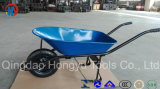 Blue Colour Good Quality Wheelbarrow