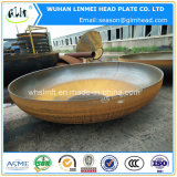 Transport Water Tank Dished Elliptical Head Tank Head