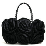 Wholesale High Quality Designer Wedding Handbag Fashion Silk Clutch Bag