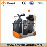 Zowell Ce New 3 Ton Towing Tractor with EPS (Electric Power Steering) System