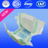 OEM Disposable Good Baby Diaper in Korea with Elastic Band, Best Price, High Absorption