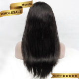 Wholesale Full Lace Wig Virgin Brazilian Human Hair Lace Wig