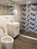 Solid Surface Morden Sanitury Ware Furniture Bathroom Cabinet Vanities