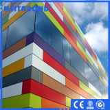Different Type Good Quality of Aluminum Composite Panels as Wall Construction Material
