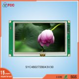 2018 New 4.3 Inch 480X272 Resolution Display Module TFT LCD Touch Screen