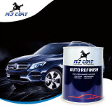 High Content 1K Base Coat Crystal White Pearl Color Paint for Car