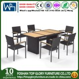 2018 Modern Design Outdoor Garden Furniture Rattan Dining Set with Table