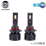 M2 LED Headlight High Low Beam 16000lm Mini H4 H7