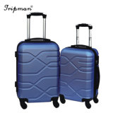 Factory Wholesale ABS Trolley Luggage with 360 Degrees Wheels