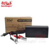 Sunchonglic Battery Charger 12V 5A Intelligent Smart Fast Charger