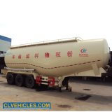 50tons Dry Power Bulk Cement Tractor Trailer Wholesale Trailer Supplier