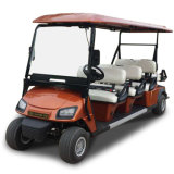 New Design Battery Powered 2 4 6 8 Seater Electric Mini Utility Club Golf Vehicle