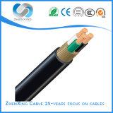 Four Flexible Cores Copper Conductor Electrical Wire Cable Rvv/BV/Bvr/BVV/RV/Rvs