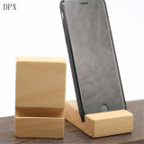 Mobile Phone Case Wood Phone Holder, Mobile Phone Display Stand