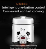 110V, USA, Japan, Canada, Taiwan, 200W 1.2L Mini Intelligent Rice Cooker with Reservation