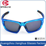 2016 New Style 100% Anti UV Protective Cycling Glasses with Wrap Around Sports Design
