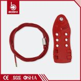 Fish Shape Cable Lockout Safety Cable Lock Bd-L21